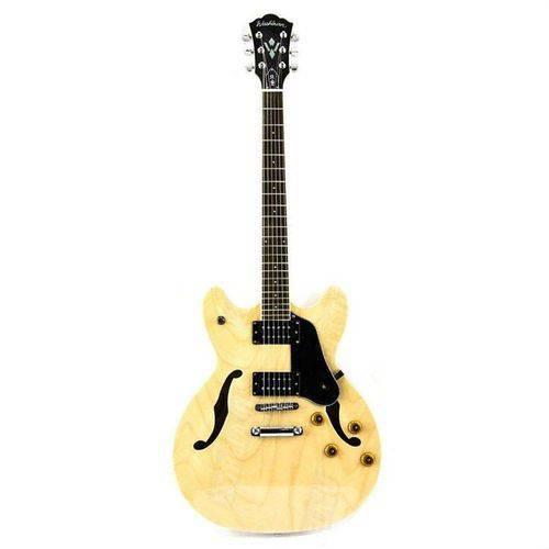 Hb30n (bag) - Guitarra Semi Acustica Natural - C/ Bag - Washburn