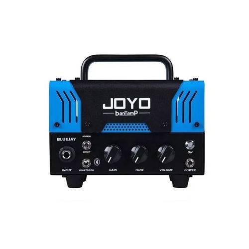 Head Cabeçote Pre Valvulado Joyo Bluejay = Fender
