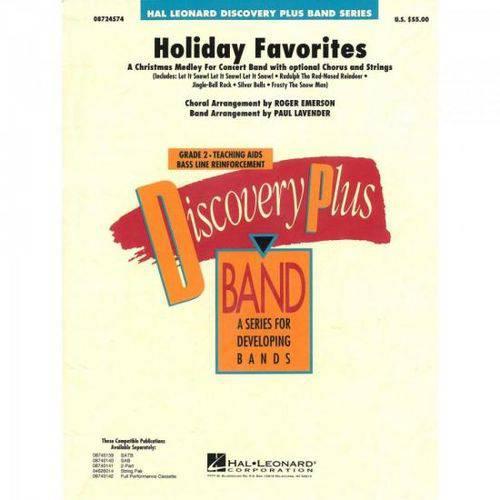 Holiday Favorites Score Parts Essencial Elements