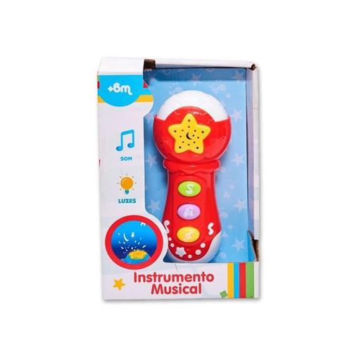 Instrumento Musical Infantil Urucum Urucum