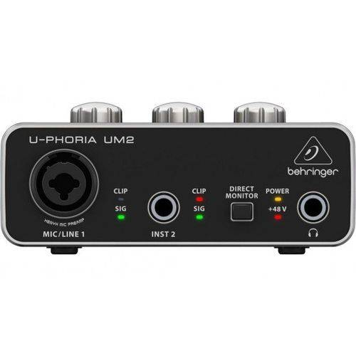 Interface Behringer UM2