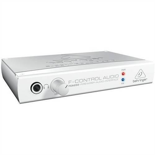 Interface Behringer Fca202