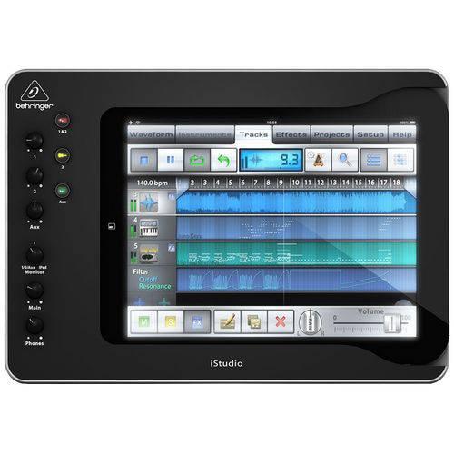 Interface de Audio Behringer P/ Ipad Is202 Istudio