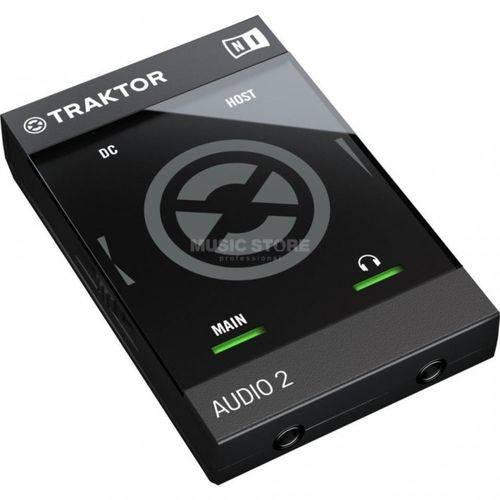 Interface de Audio Traktor Audio 2 Native Instruments