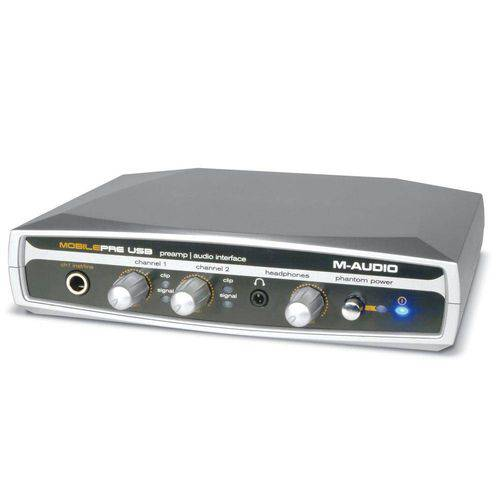 Interface M-Audio Mobile