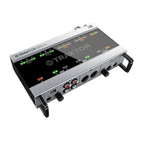 Interface Time Code Traktor Scratch Audio 10 Native Instrume