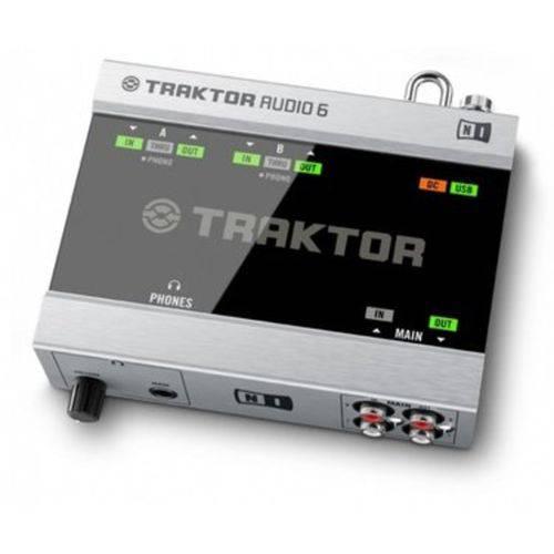 Interface Traktor Scratch Audio 6 Native Instruments