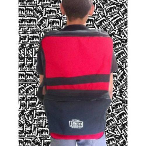 Jam Pedal Bag Pro Reforce Mochila 60x30x10cm