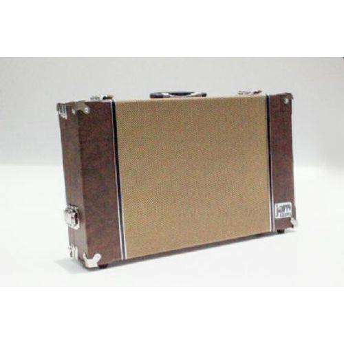 Jam Pedal Board Classic Tweed Vintage 60x33x10cm