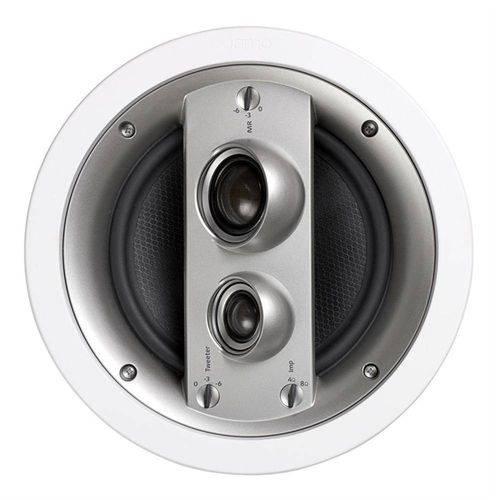 Jamo Ic608 Lcr Fg (Un) - Caixa Acústica de Embutir 3 Vias