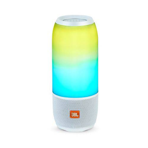Jbl Pulse 3 Caixa de Som Bluetooth - Branco