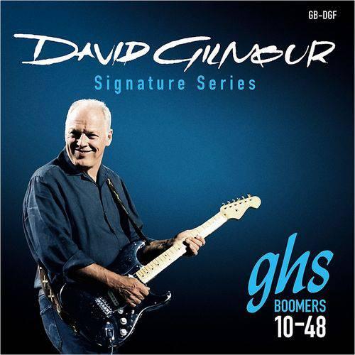 Jogo de Cordas para Guitarra 010 048 GHS David Gilmour Signature GB-DGF