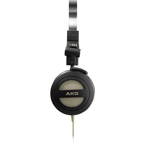 K 404 - Fone / Headphone Retorno de Bandas K404 Akg