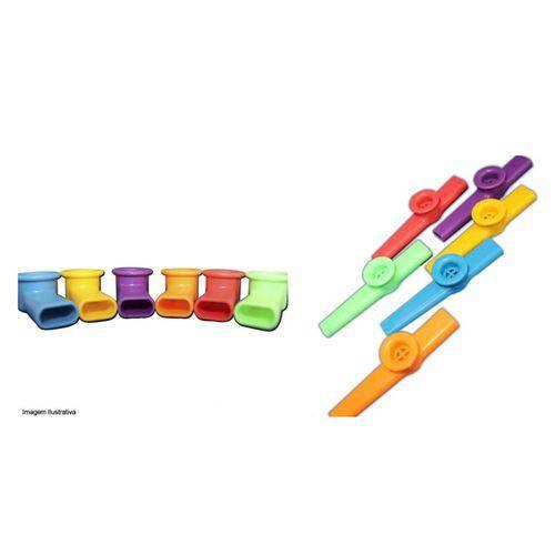 Kazoo - Apito Colorido 11741