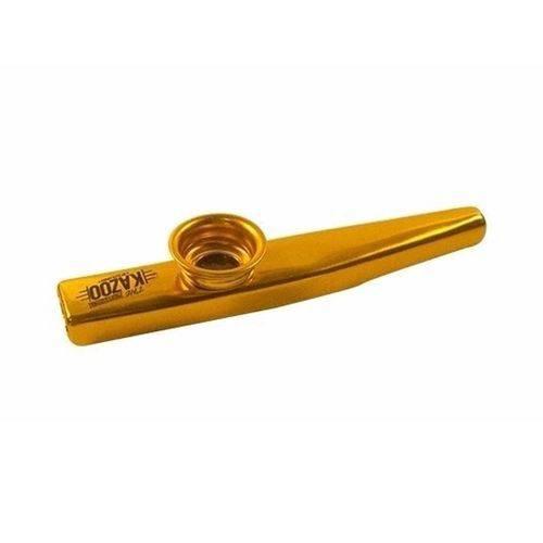 Kazoo em Metal Dourado - Elite