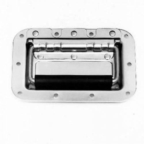 Kit 32 Alça Embutida Retratil Cromada P/ Case Cromada Yr1102