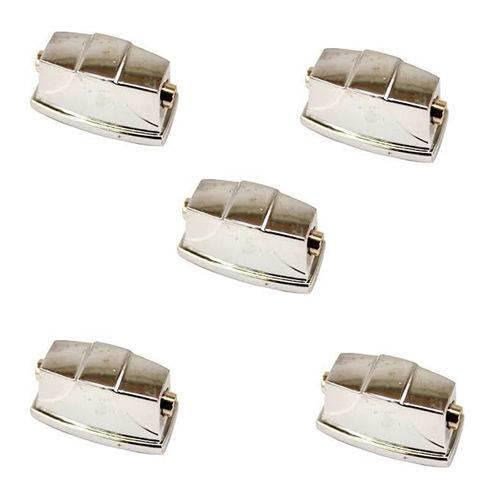 Kit com 5 Canoas para Caixa Premium Dlb02