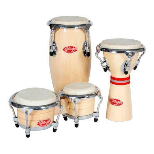 Kit de Percussão Infantil Stagg Bcd N Set