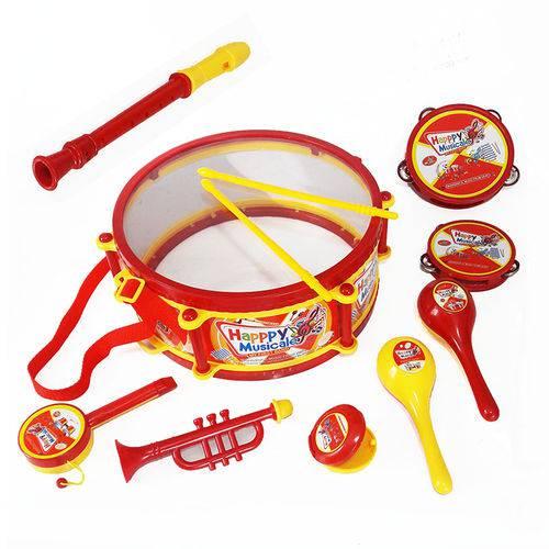 Kit Instrumentos Infantil de Fanfarra Fenix