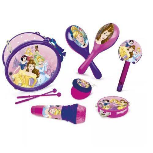 Kit Instrumentos Plastico Princesas TOYNG 29721