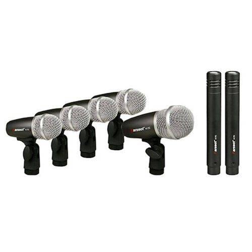 Kit Microfone Karsect K7c