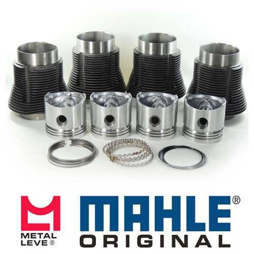 Kit Motor Fusca Vw 1.5 1500 Gasolina Suk1007 - Metal Leve
