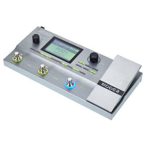 Kit Pedaleira Ge200 + Power Amp Baby Bomb - Mooer