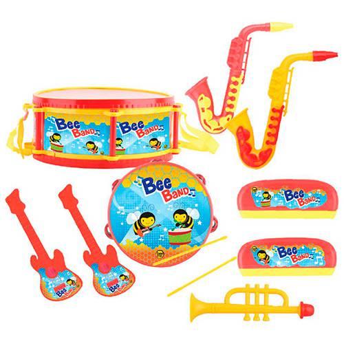 Kit Toda Banda - Beeme Toys