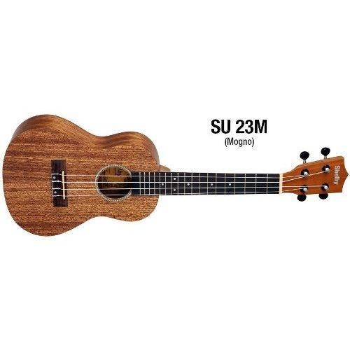 Kit Ukulele Concerto Acústico Shelby Su23m + Capa Softcase