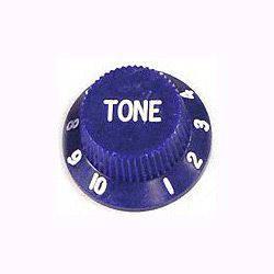 KNOB de Tone para Guitarra e Baixo CSR KB5T Azul