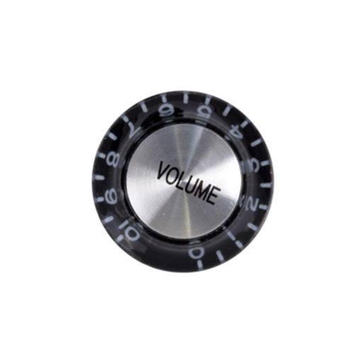 Knob Dolphin 7115 Vol Mod Sg Preto Pacote com 4
