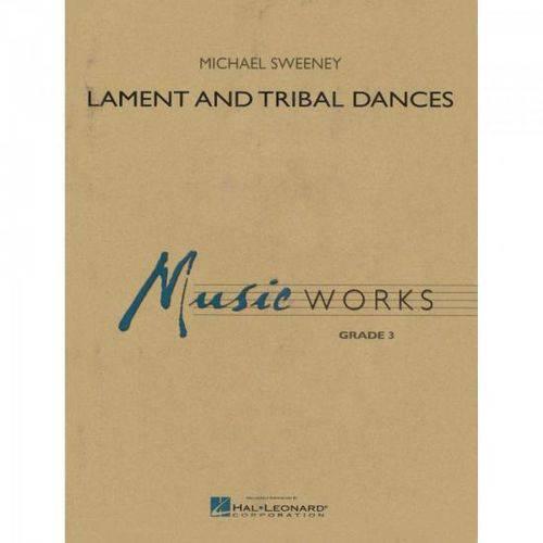 Lament And Tribal Dances Score Parts Essencial Elements