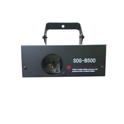 LASER Azul B500 500mw Raios Dmx Rítmico Bivolt Automático