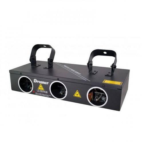 Laser Dreamer Profissional LZ-230RGB - Bivolt
