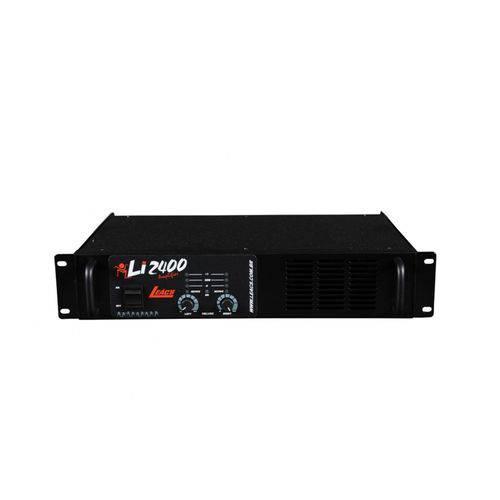 Leacs - Amplificador de Potência 600w Li2400