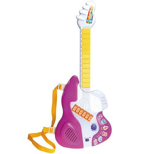 Linha Musical da Xuxa - Guitarra - Candide