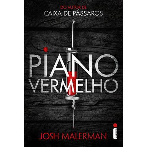 Livro - Piano Vermelho