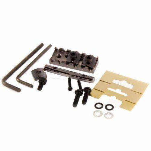 Lock Nut GOTOH Trava Cordas GHL-1 43mm - Cosmo Black (fixação Traseira)