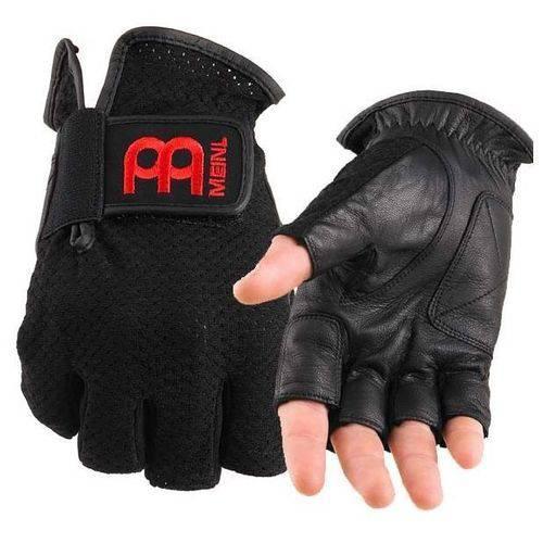Luvas Protetoras Meinl Mdgflxl Drum Gloves Finger Less Extra Grande