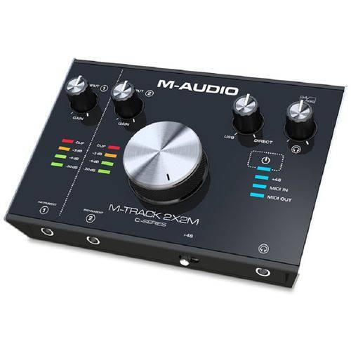 M Track 2x2m M Audio