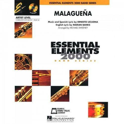 Malaguena Score Parts Essencial Elements
