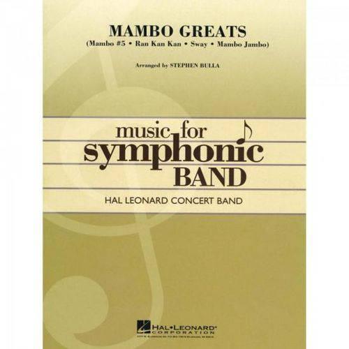 Mambo Greas Score Parts Essencial Elements