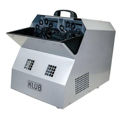 Máquina de Bolha Grande B100 DMX e Controle