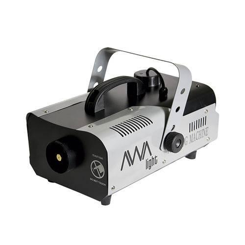 Maquina Fumaça 900w X 110v Awa com Controle Sem Fio