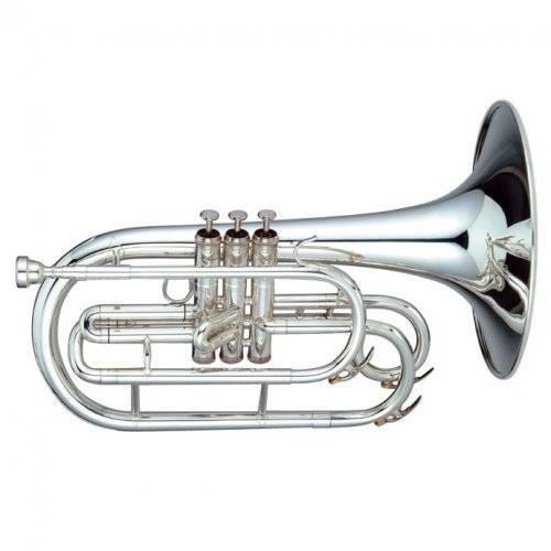 Melofone F Sem EstojoM542L0 Prateado Weril