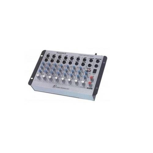 Mesa de Som Ll Nanomix Na802r - 8 Canais - 110/220v