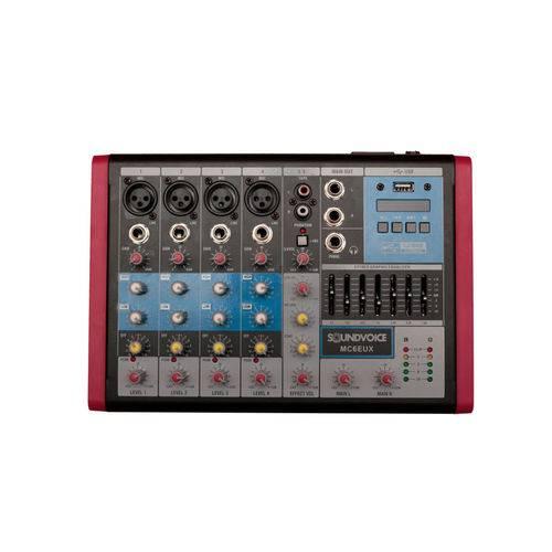 Mesa Soundvoice Ef/Eq Mc6 Eux