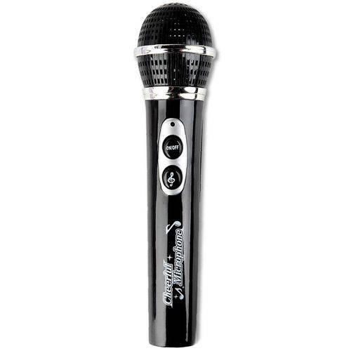 Microfone Agradáveis Melodias - Fênix
