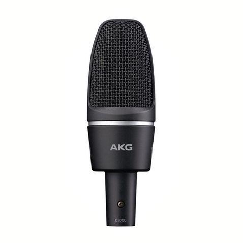 Microfone Akg C3000b Microfone Akg C3000