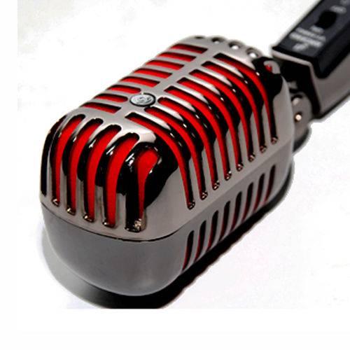 Microfone Arcano Dinamico com Fio Vt-45 Bk2